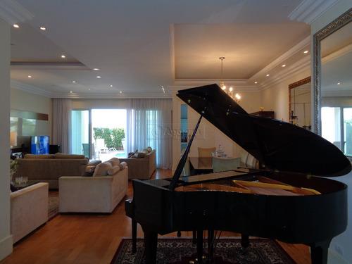 Imagem 1 de 15 de Casa Em Condominio - Alphaville - Ref: 66223 - V-66223