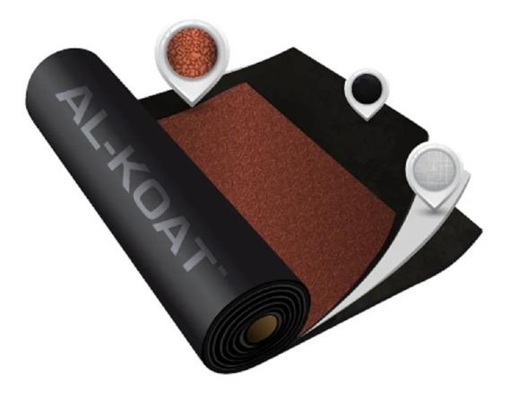 Impermeabilizante Prefabricado Alkoat 4.5mm Pg45t Rollo