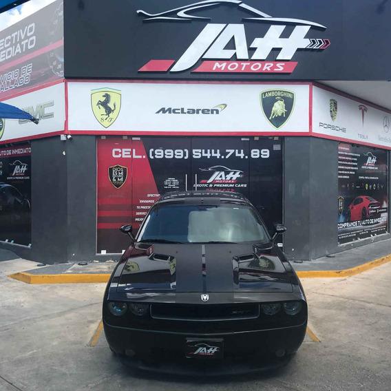 Dodge Challenger 2p Aut Srt 8 V8 6.1l Piel Q/c