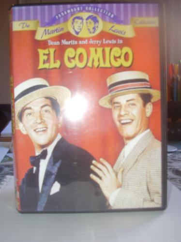 Imagen 1 de 3 de Jerry Lewis Y Dean Martin En El Comico
