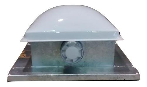 Claraboya Acrilica Losa C/extractor De Aire 40x40 Reforzada