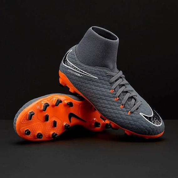 Botines Nike Botitas Mercurial Vii-niños Nuevo!!