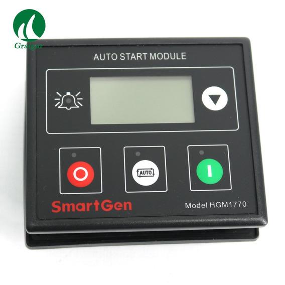 Smartgen Automatic Módulo Hgm1770 Controlador Motor Diesel