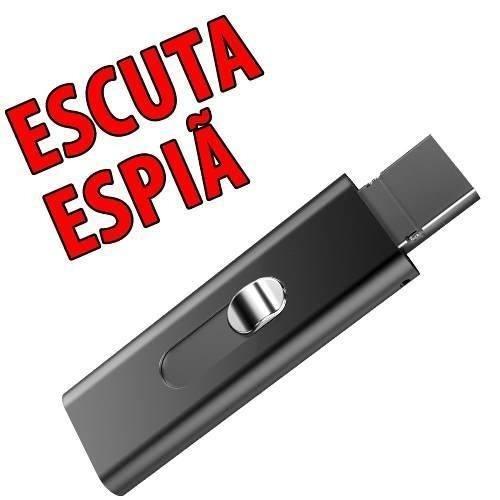 Gadgets Espionagem Acessorios De Microfone Gravador Voz Mini