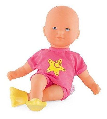 Corolle Mon Premier Poupon Mini Toy Toy Baby Doll, Rosa