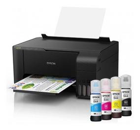 Impressora Multifuncional Epson Ecotank L3110 Com Tinta