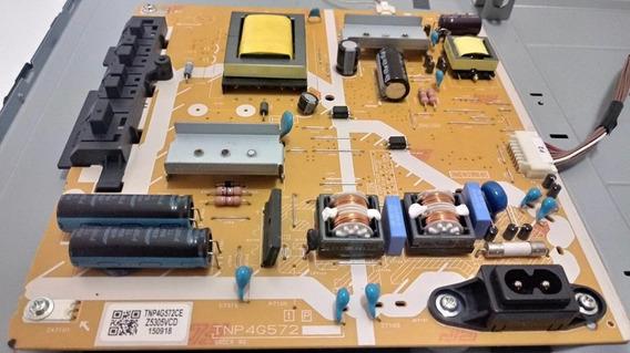 Placa Fonte Tv Panasonic Tc-32a400b, Modelo: Tnp4g572