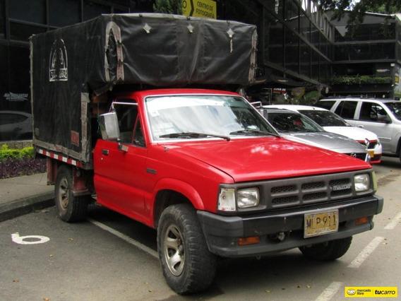 Mazda B2200 Estaca 2200 Cc Mt