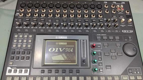 Mesa De Som Digital Yamaha 01v96i Com My E Adat