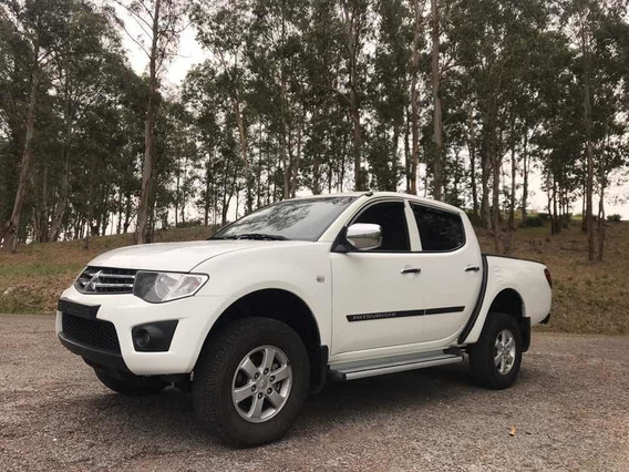 Mitsubishi L200 2.5 Cd 4wd High-power Di-d 178cv Mt 2015