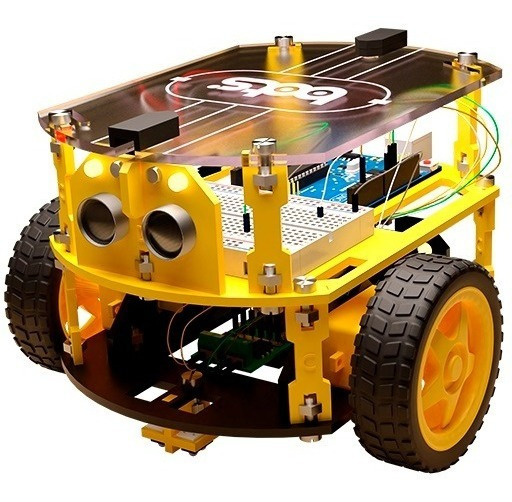 Bots - Curso De Robótica A Distancia + Kit Arduino