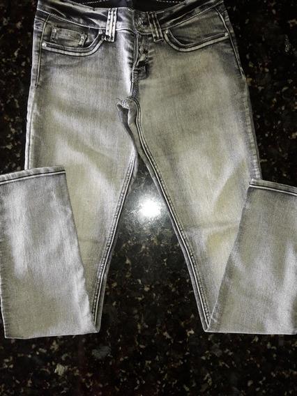 Pantalón Jeans Para Damas Talla 11/12