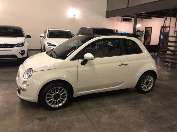 Fiat 500c Pop 2016!, Único Dueño!, Excelente Estado!