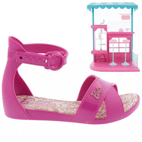 Sandália Barbie Brinde Confeitaria