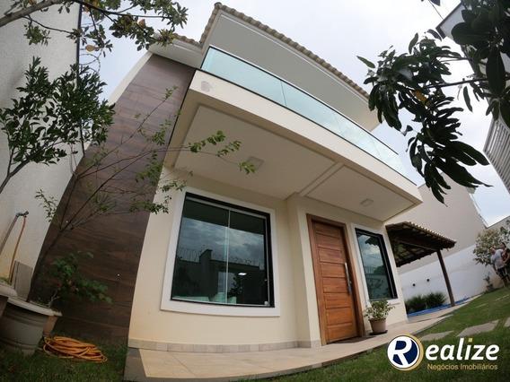 Casa Duplex 3 Quartos || Com Área De Lazer || Itapebussu || Ótima Localização || Realize Negócios Imobiliários - Ca00031 - 33913063