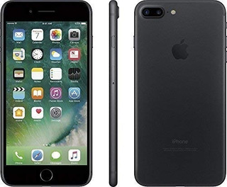 Apple iPhone 7 Plus 128gb Liberado + Funda Cuero - Impecable