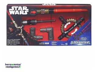 Diseña Tu Sable De Luz Giratorio Bladebuilders Star Wars
