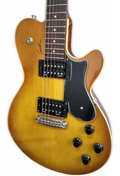 Guitarra Godin Les Paul Core Melhor Q Gibson Made In Canada