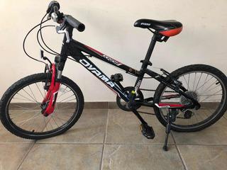 Bicicleta Niño Montainbike Aluminio Con Cambios.urgente!!