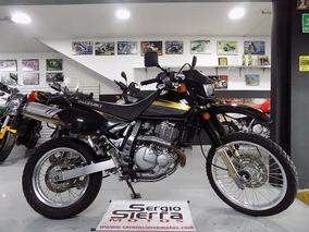 Suzuki Dr650 Gris 2016