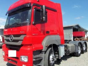 Mercedes-benz Axor 2544 2014 6x2