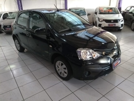 Etios 1.3 X 16v Flex 4p Manual 52699km