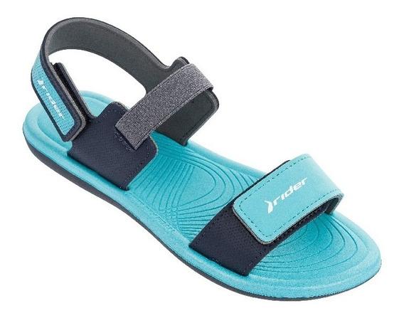 Sandalias Mujer Rider Plush Sandal - Todos Los Colores