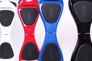 Patineta Eléctrica Popsicle Hoverboard Con Bluetooth