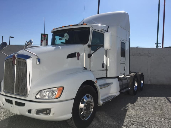 Tractocamion Kenworth T660 Año 2014