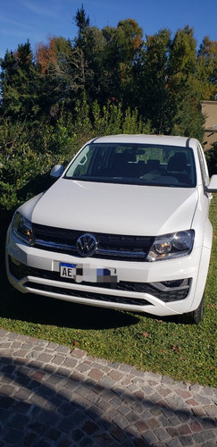 Volkswagen Amarok 2021 2.0 Cd Tdi 180cv Comfortline At