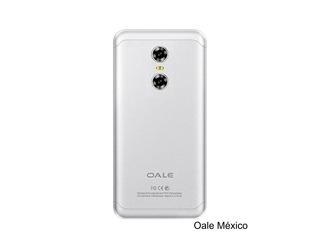 Smartphone Oale X1 Plateado