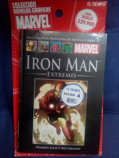 Coleccion Novelas Graficas Marvel X 10 $299000