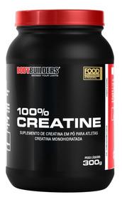 100% Creatina 300g Bodybuilders
