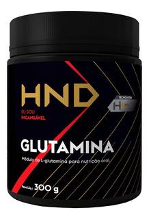 Glutamina Hinode 100% L-glutamina 300g Original Código 17503