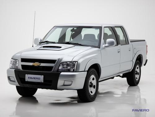 Chevrolet S10 Cabine Dupla Advantage 4x2 2.4 (flex) (cab Du