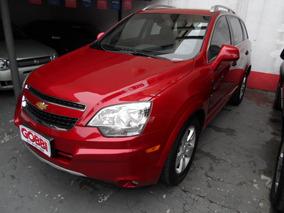 Chevrolet Captiva 2.4 Sport Ecotec 2014 Vermelha