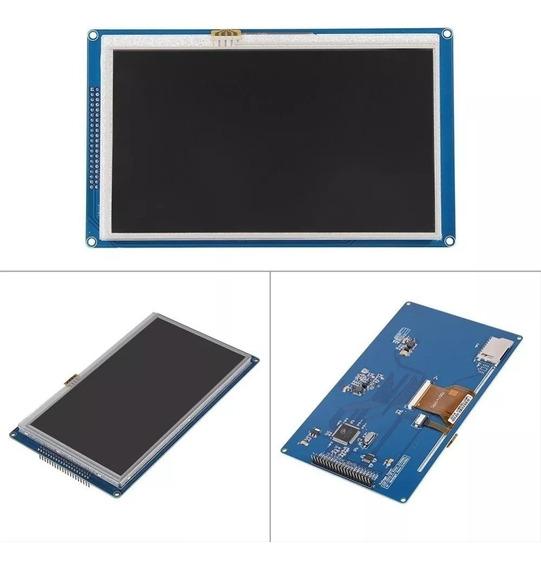 Tela Lcd 7 Polegadas Tftdisplay Module 800x480 Para Alduino