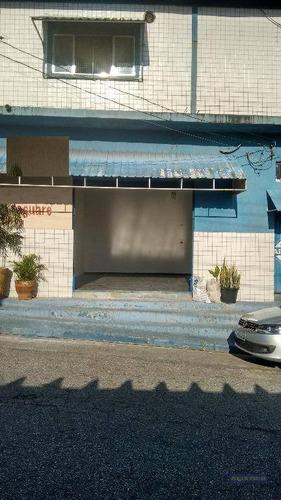 Salão Comercial Para Locação, Jaguaré, São Paulo - Sa0233. - Sl0115