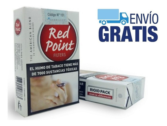 Red Point X 100 Común - Suave - Mentolado + Envio