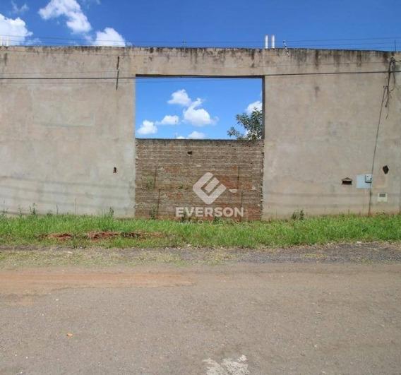 Terreno À Venda, 250 M² Por R$ 170.000,00 - Assistência - Rio Claro/sp - Te0367