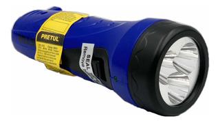 Linterna Lámpara 3 Leds 10 Lm 45 Metros Pretul 28021 6 Horas
