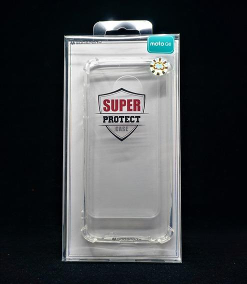Funda Protector Moto G6 Goospery Super Protect Case