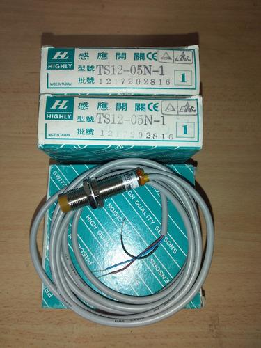Sensor De Proximidad Inductivo 12 Mm