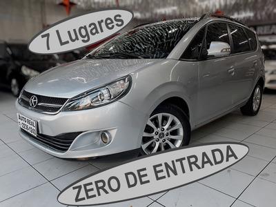 Jac Motors Jac J6 7 Lugares 2.0 / Carros Usados E Seminovos