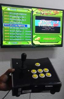 Tablero Arcade De Coleccion