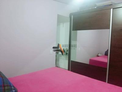Casa Com 2 Dormitórios À Venda, 98 M² Por R$ 195.000 - Parque Residencial Rondon - Salto/sp - Ca0215