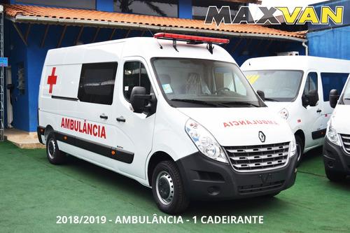Renault Master L2h2 | Ambulancia | Maxvan