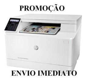 Impressora Hp Laser Color Pro M180nw 110v Transfer P Entrega