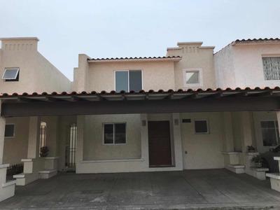 Excelente Casa En Venta En Villas Del Castaño 2da Sec Metepe