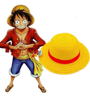 Sombrero De Luffy Cosplay Playa Del Anime One Piece